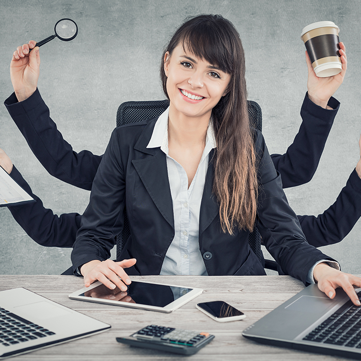 転職活動が効率化する